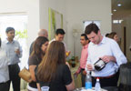 2° visita do Haas School of Business :: Coffee break